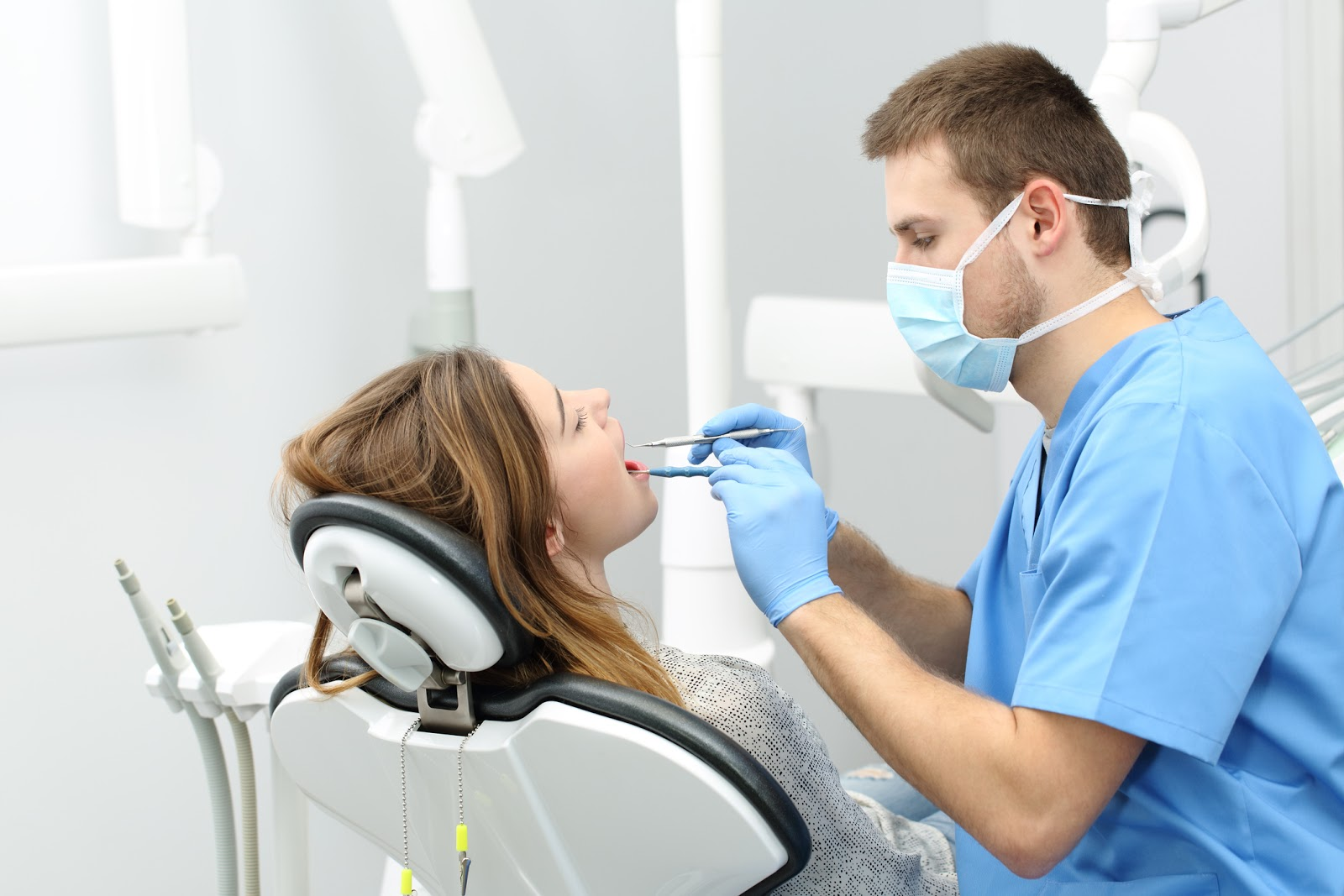 mobilità dentale cura