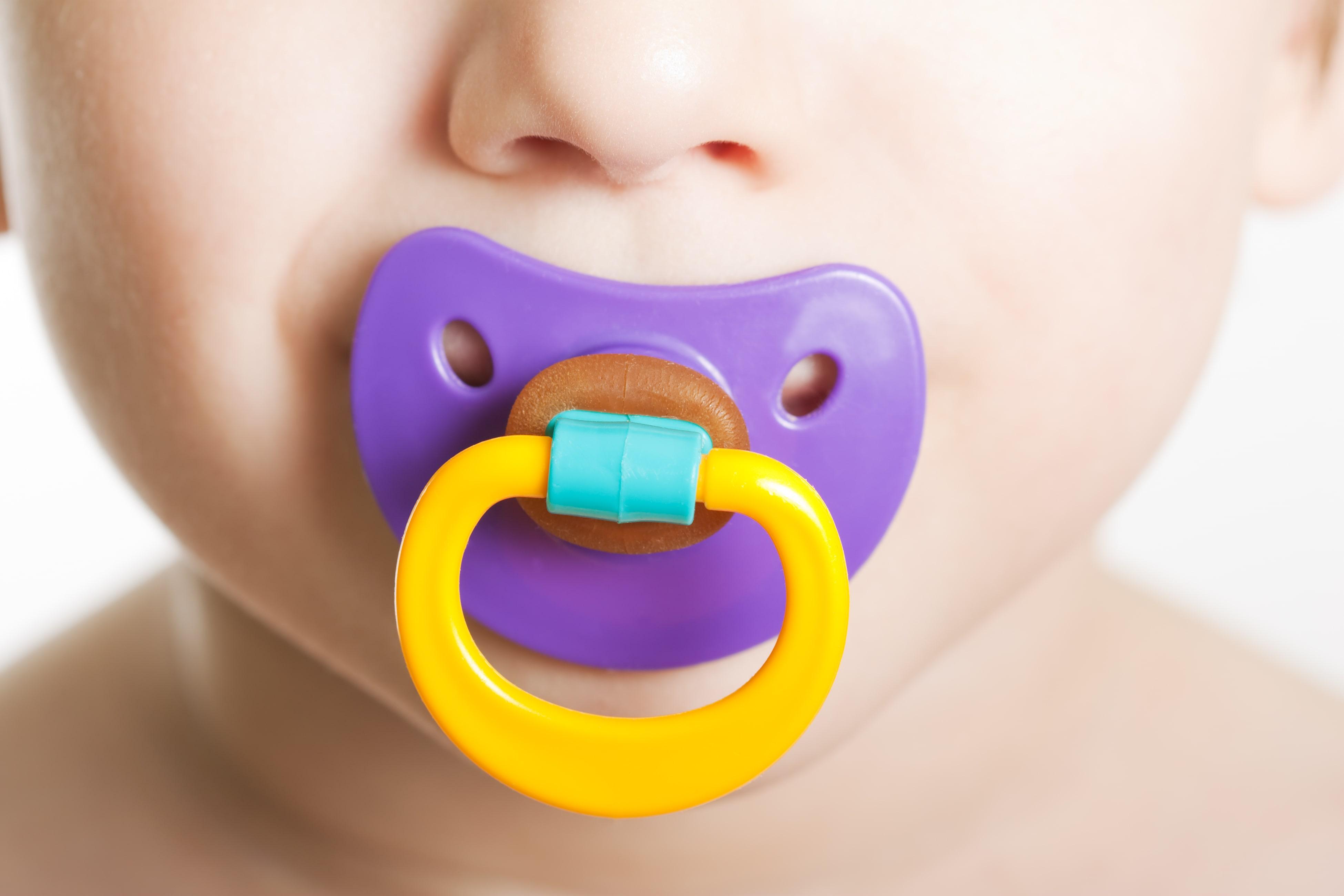 ciuccio denti